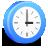 time, clock, alarm, alarm clock, history icon