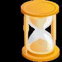 reloj,arena icon