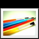 bmp, file, paper, document icon