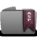 asp, folder icon