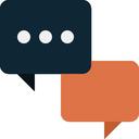 communication, chat, bubbles, comment, speech, bubble, message, talk icon