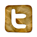 Logo, Square, Twitter icon
