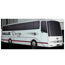 car, automobile, vehicle, bus, transportation, transport icon