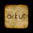 orkut, square, logo icon