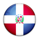 flag, dominican, republic, country icon