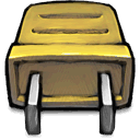 yellow,plug icon