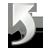 48, emblem, symbolic, gnome, link icon