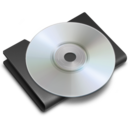 CD Black icon