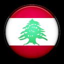flag, country, lebanon icon