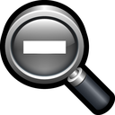 magnifying, find, lens, glass, zoom, search icon