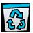 empty, trush icon