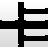 image, text icon