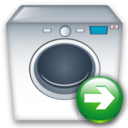 Machine, Next, Washing icon