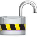open, lock, decrypted, security, locked, password icon