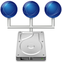 setting, system, option, configure, network, sharing, configuration, config, preference icon