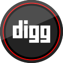 logo, media, social, digg icon