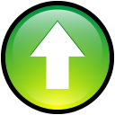 ascend, ascending, up, button, rise, upload, increase icon