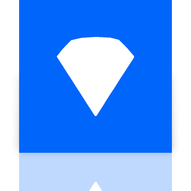 bejeweled, mirror icon