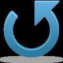 Counterclockwise arrow icon