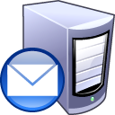 email, message, mail, computer, envelop, server, letter icon