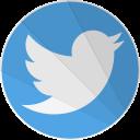 twitter, modern media, social, modern, twit icon