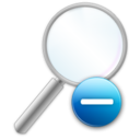 zoom,out icon