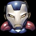 Comics Iron America icon