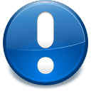 exclamation, alert, information icon