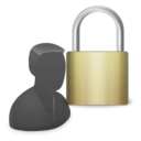 padlock,user,control icon
