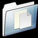 Documente, Folder, Graphite, Stripe icon