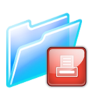 printer folder icon