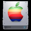 hdd,apple,harddisk icon