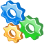 control, desktop, de, machine, tool, settings, application, preferences, tools, work, contact, generator, engineering, system, reductor, configuration, applications, gear, mime, gears icon