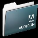 audition, folder, adobe icon