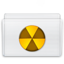 Folder Burnable icon