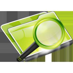 search, seek, folder, find icon