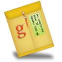 gmail, email, manilla icon