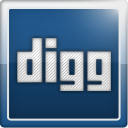 social, digg, social network icon