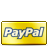gold, credit, paypal, card icon