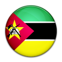 country, mozambique, flag icon