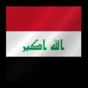 Iraq flag icon