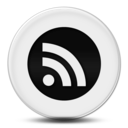 rss,circle,round icon