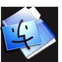 aqua,system icon