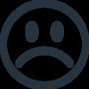 bad sad icon