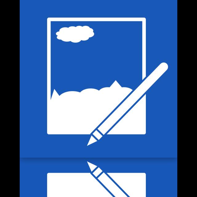 net, mirror, paint icon