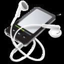 ipod,mp3 icon