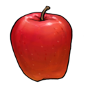 apple,fruit,vegetable icon