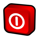 window,turn,off icon