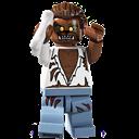 Lego, Wolfman icon