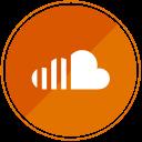 media, sound, music, soundcloud, player, audio icon